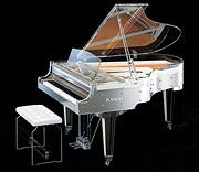 クリスタルピアノ