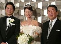 徳光和夫結婚式の司会