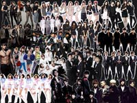 K-POPグループ大集合