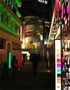 渋谷円山町のホテル街