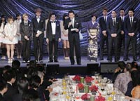 ASEAN晩餐会でJ-POP初ライブ
