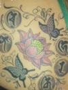 美奈子 タトゥーを公開