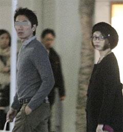 米倉涼子 結婚相手