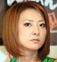 離婚を発表した西川史子