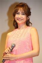 紗栄子 サマンサタバサ入社式に出演