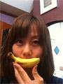 亀井京子 バナナ