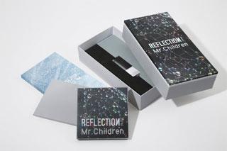 ミスチル『REFRECTION』USBアルバム