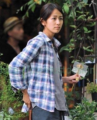 花屋に転職した元テレ朝・前田有紀