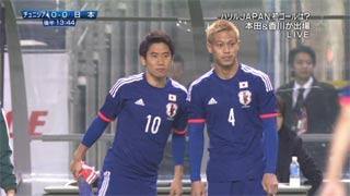 本田圭佑と香川真司