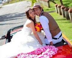 スザンヌ 斉藤和己 結婚式