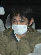 メッセンジャー黒田 逮捕時