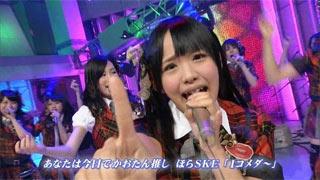 SKE48松村香織 元キャバ嬢 認める