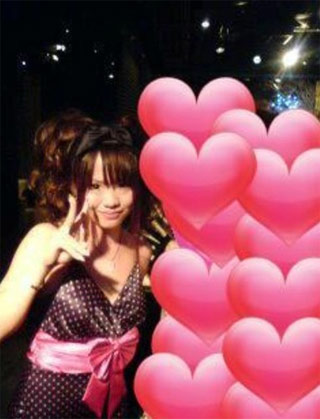 SKE48松村香織 キャバ嬢時代の写真流出