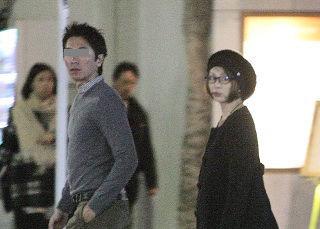 米倉涼子 現旦那との同棲デート報道