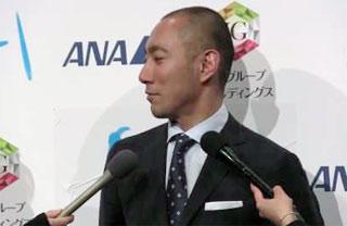 市川海老蔵『ABKAI 2015』製作発表会