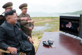 北朝鮮 言論の自由
