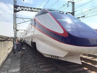 GWに東北新幹線 運転見合わせ