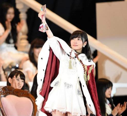 AKB48 41stシングル選抜総選挙 指原莉乃