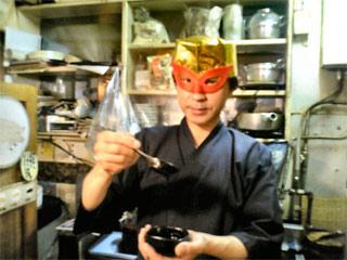 白樺 新宿三丁目時代 豚丼マン