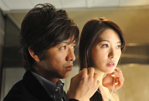 月9『月の恋人~Moon Lovers~』木村拓哉とリン・チーリン