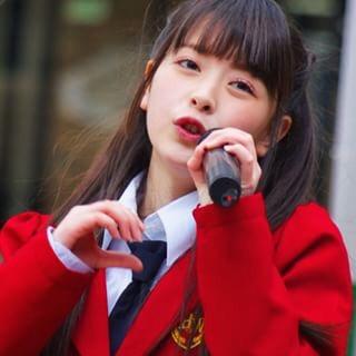 「少女隊」のメンバー木村葉月(15)