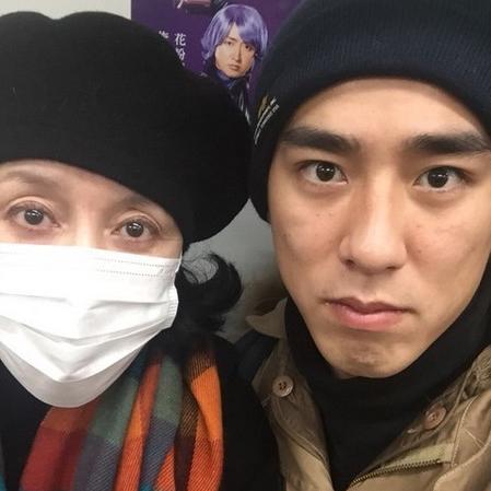 高畑淳子と高畑裕太