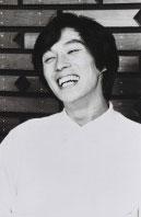 かつてのニッポン放送で撮影された明石家さんま